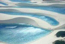 Plages paradisiaques / Des plages paradisiaques autour du monde pour vous faire rêver. Par Voyages et Vagabondages.