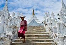 Surprenante Birmanie / La Birmanie, le Myanmar a été l'une des plus belles surprise de mon tour du monde et sans doute mon plus beau voyage. Voyager en Birmanie: récits, inspiration et conseils pratiques.