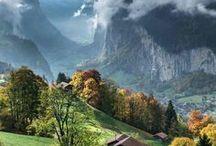 Voyager en Suisse / Récits de voyage, infos, inspiration et conseils pratiques pour préparer votre voyage en Suisse.