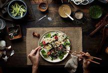 food. / by Nicki Madsen