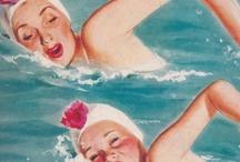 Aqua Swimm Spa / by Stella dans sa roulotte !