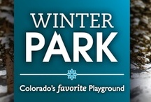Winter Wonderland Ways to Play / Showing off all the fun winter activities available in Winter Park, Colorado.