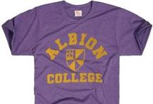 Albion Gear / Wear it, carry it -- show your Briton pride. / by Albion College