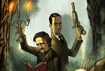 Horror - Lovecraft/Poe / by Dawn of the Dead