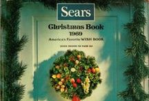 Vintage Christmas Catalog / All things Christmas catalog-related here.   / by Jeannie Holston