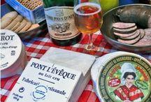 Normandie Food / by Stella dans sa roulotte !
