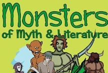 Themes: Monsters