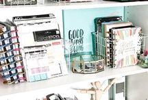 Organization Tips and Ideas