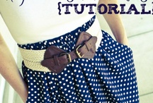 My DIY Couture / Do It Yourself Fashion