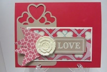 Valentine Cards and Projects Stamps, Paper, Ink, Create! /  Valentine Projects either made by or loved by Anne Power Stampin' Up Demonstrator