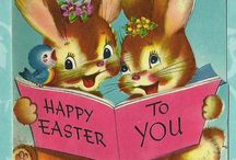 Vintage Easter / by Jeannie Holston