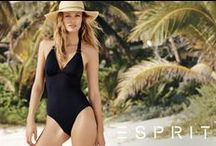 Summer at the Beach / Is there anything better than relaxing by the pool or the sea on a hot summer day? So spice up your wardrobe with a sexy Esprit swimsuit or bikini, add stylish accessories and be ready to feel the sun on your skin! Even better: you can mix and match your favorite pieces: create your own unique  / by Esprit