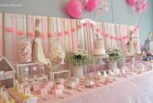 MAILEG RABBITS PARTY {girl' 1st birthday}