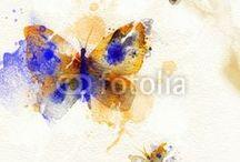 La caccia alle farfalle