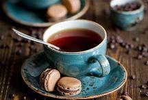 Café thé chocolat 4h / by Stella dans sa roulotte !
