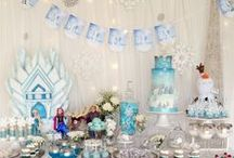 FROZEN {girl birthday}