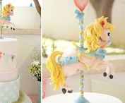CAROUSEL PARTY {1st birthday}