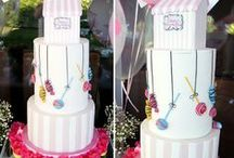 CANDY SHOP PARTY {girl birthday}