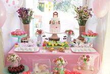A CHARMING FARM: DIANA AND PUREZA 1ST BIRTHDAY PARTY!