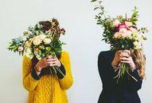 flowers. / by Nicki Madsen