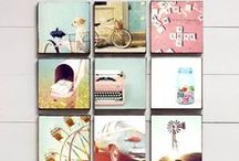 photos on MY walls