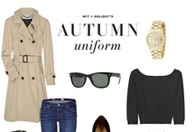 Fall Style. / by Martha Drake Reeves