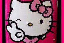 Hello Kitty / All things Hello Kitty! / by Kristi Fritts Everhart