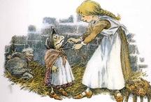 Illustrations for Children's Books / by Sandra Bolton