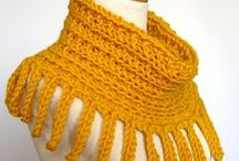 Glorious Gold / Whether it's Gold, Mustard or Lemon, Yellow shades are always gorgeous!  Hand knitted and crochet clothing and accessories by KnittingGuru can be found at http://www.KnittingGuru.etsy.com. You are welcome to contact me there if you have any questions.  Visit and like me at Facebook to find out more about my knitting/crochet and to learn about special deals and coupons for my Facebook Fans -- http://www.facebook.com/KnittingGuru