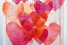 Valentine's Day Crafts / by Joy Bridge