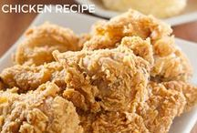 Recipes: Main - Poultry