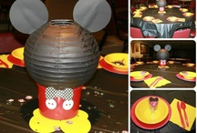 Jackson's Mickey Mouse 1st Birthday Party