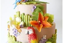 Cakes - Works of Art / by Mary Gresham
