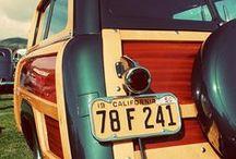 Vehicles / by Phillip Von Bargen