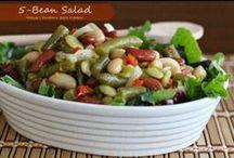 Recipes: Salad - Veggie & Potato / Refreshing and Delicious / by Mary Gresham
