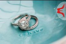 Rings / by Wedding Planner & Guide