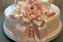 "Cakes..""Love"" A Pretty One!! / by Teresa Wilkes"
