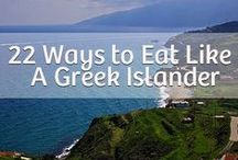Recipes: Greek Inspired Dishes / Greeks Consume the Mediterranean Diet
