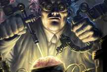 "Mad Scientist Geek! / Mad scientists, their laboratories, experiments and inventions. ""It's alive!!!"""