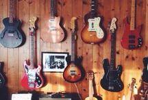 My Studio / music is a universal language... so learn to speak it fluently  / by Elijah Knapp