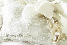Lace & Embellishments / by Teresa Wilkes