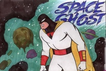 Space Ghost and the Herculoids Geek!