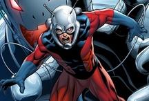 Ant-Man Geek! / Ant-Man, Giant Man, Wasp, etc. / by Bryan Superfreak Mangum