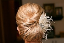 Hair/Makeup / by Joy Bridge