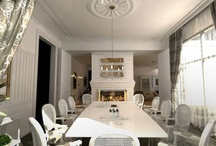 Shall We Dine? Dining Rooms, Breakfast Nooks & Eat-in Kitchens