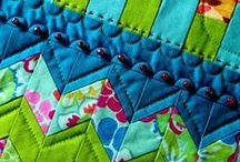 Quilting the Quilt / by Karen Graham