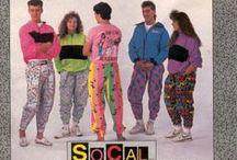 80's & 90 's / Pour nous, les nostalgiques.