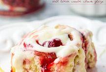 Rhubarb and Strawberry recipes