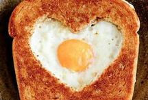Egg board / Cos I just love 'em