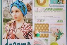 C'est la vie - scrapbooking 2015 / A place where I keep record of my scrapbooking projects